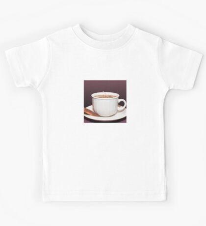 Milky Coffee Kids Tee