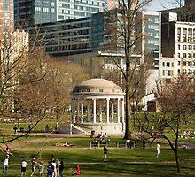 Boston Common by Craig Goldsmith