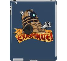 Dalek Tattoo iPad Case/Skin