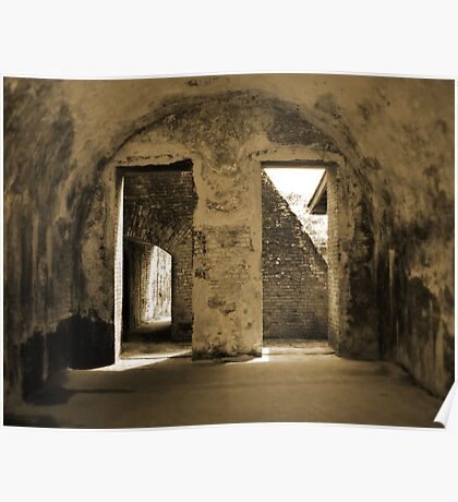 Fort Pickens II Poster