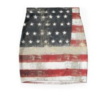 Ginkelmier Inspired ~  USA FLAG Mini Skirt