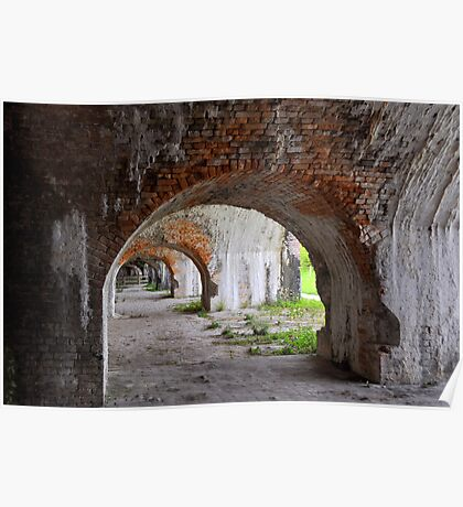 Fort Pickens III Poster