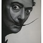 Salvadore dali by Alexander Me :)