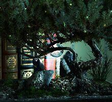 Bonsai Moonbear by davidgordon20