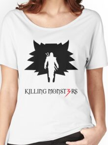 Killing monsters Women's Relaxed Fit T-Shirt