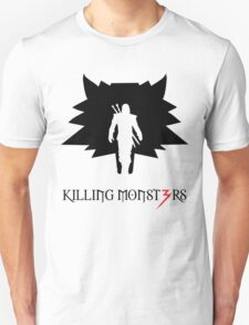 Killing monsters T-Shirt