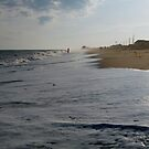 Matunuck Beach Series - Incoming Tide 2009.07.27 by Jack McCabe