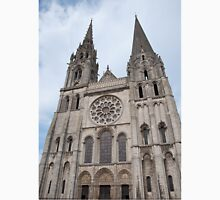 Chartres cathedral Unisex T-Shirt