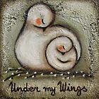 """Under my Wings"" by GraceG"