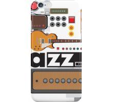 I love jazz 1 iPhone Case/Skin
