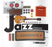 I love jazz 1 Poster