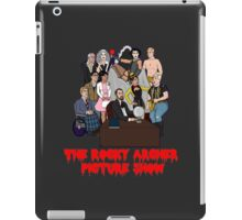 The Rocky Archer Picture Show iPad Case/Skin