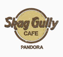 Skag Gully Cafe (distressed) One Piece - Long Sleeve