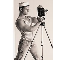 Sailor II Photographic Print