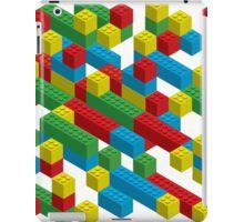 colorfull blocks pattern iPad Case/Skin