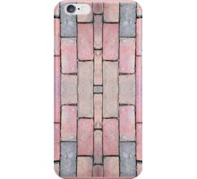 Brick Abstract iPhone Case/Skin