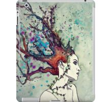 Crazy Branches iPad Case/Skin