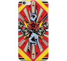 rock never die iPhone Case/Skin