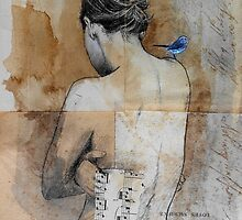 sacrifice  by Loui  Jover