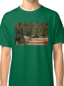 'Grey Fantail!'  Another Autumn Visitor. 'Arilka' Adelaide hills. Classic T-Shirt