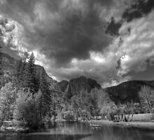 Yosemite Storm by Christophe Testi
