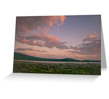 Little Payette Lake Greeting Card