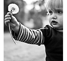 little wishes Photographic Print
