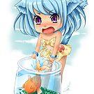 Kitten Splash!  by chiichanny