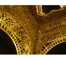 La Tour Eiffel IV Photographic Print