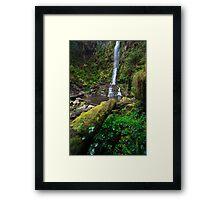 Erskine Falls Framed Print
