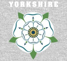 Yorkshire White Rose by lalas
