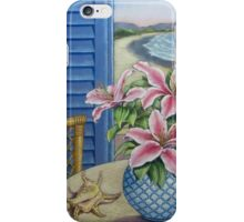 Holiday Lilies iPhone Case/Skin