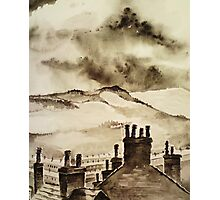 'Hometown' Photographic Print