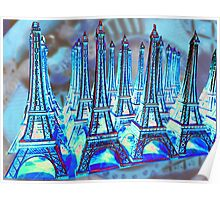 Paris Paris Paris  Poster