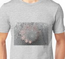 Jack Frost's Ice Painting (All proceeds donated to Cancer Research) Unisex T-Shirt