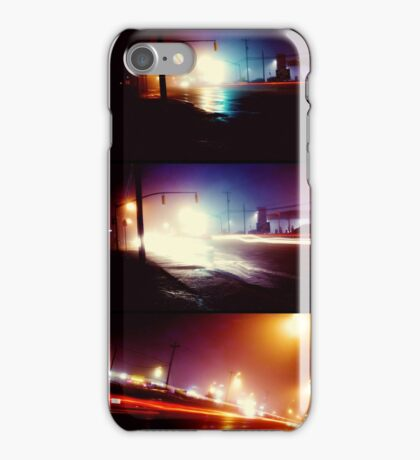 lights in the mist iPhone Case/Skin