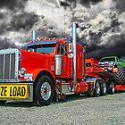 Monster Truck Hauler by rharrisphotos