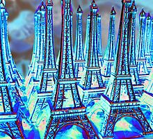 Paris Paris Paris  by rokinronda