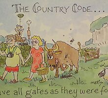 Country Code 5 by Martin Williamson (©cobbybrook)