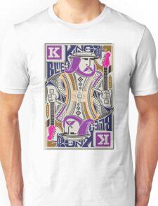 King Of blues Unisex T-Shirt