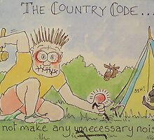 Country Code 7 by Martin Williamson (©cobbybrook)