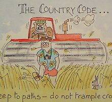 Country Code 8 by Martin Williamson (©cobbybrook)