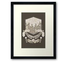 Dig and Proceed Framed Print
