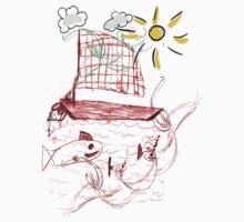 Dream Boat by Bissan Rafe