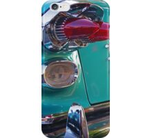 Double Bullet Tail Lights iPhone Case/Skin