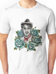 "Mario Moreno ""Cantinflas"" Portrait Unisex T-Shirt"