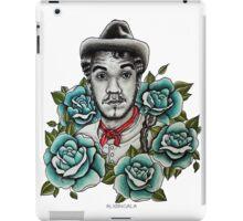"""Mario Moreno """"Cantinflas"""" Portrait iPad Case/Skin"""