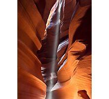 Upper Antelope Canyon Photographic Print