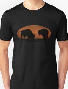 Bison Sunset T-Shirt