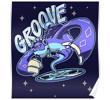 Groove Poster